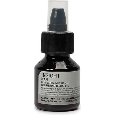 Man - Odżywczy olejek do brody - Nourishing beard oil Insight