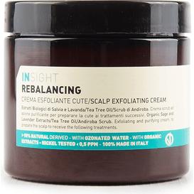 Insight Rebalancing - Krem złuszczający do skóry głowy - Scalp exfoliating cream, 180 ml