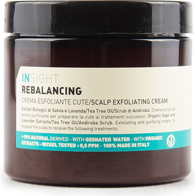 Rebalancing - Krem złuszczający do skóry głowy - Scalp exfoliating cream Insight