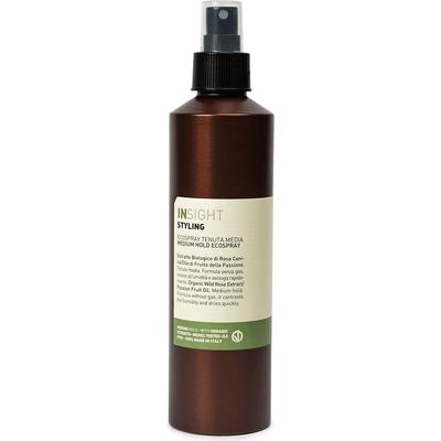 Styling - Lakier do włosów bez gazu - Medium hold ecospray Insight