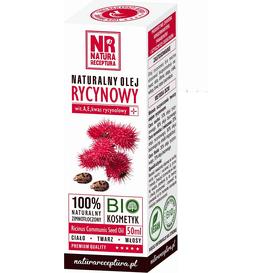 Natura Receptura Naturalny olej rycynowy