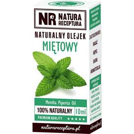 Natura Receptura Naturalny olejek miętowy