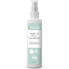 Nacomi Odżywka do włosów z olejem arganowym - bez spłukiwania