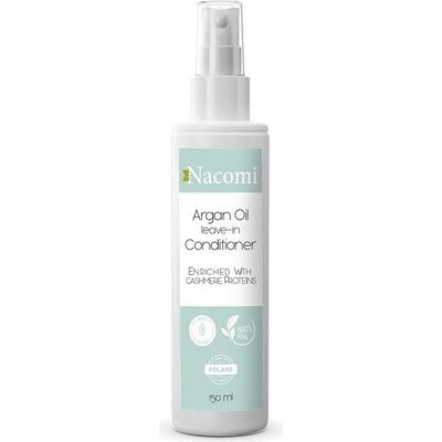 Odżywka do włosów z olejem arganowym - bez spłukiwania Nacomi