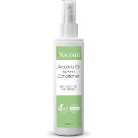 Nacomi Odżywka do włosów z keratyną i olejem awokado - bez spłukiwania, 150 ml