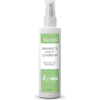 Odżywka do włosów z keratyną i olejem awokado - bez spłukiwania Nacomi