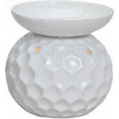 Kominek do wosków: Wiszące ogrody (biały) Kringle Candle