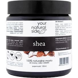 Your Natural Side Organiczne masło shea
