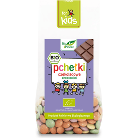 Bio Planet Ekologiczne pchełki czekoladowe, 100 g