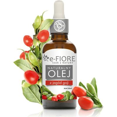 Naturalny olej z nasion jagód goji E-FIORE
