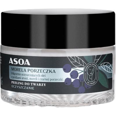 Peeling do twarzy - Naturalne oczyszczenie Asoa