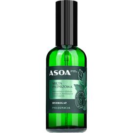 Asoa Hydrolat z mięty pieprzowej