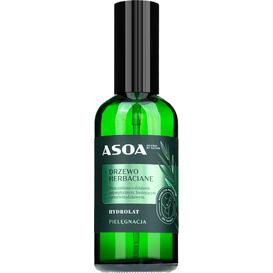 Asoa Hydrolat z drzewa herbacianego, 100 ml