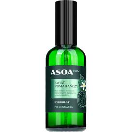Asoa Hydrolat z kwiatu pomarańczy