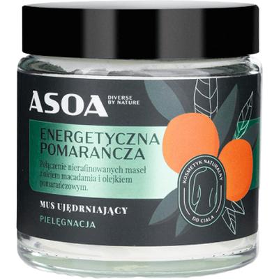 Masło do ciała - Egzotyczna pomarańcza Asoa