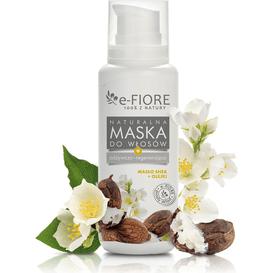 E-FIORE Naturalna maska do włosów 8 olejów