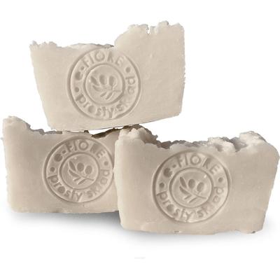 Naturalne mydło cynkowe z olejem kokosowym E-FIORE