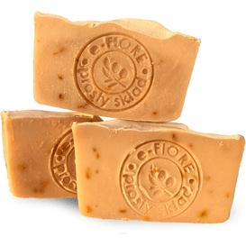 E-FIORE Naturalne mydło ryżowe z nagietkiem dla alergików i dzieci, 100 g