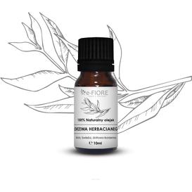 E-FIORE Naturalny olejek eteryczny z drzewa herbacianego, 10 ml