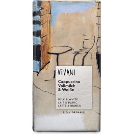Vivani Czekolada Cappuccino, 100 g