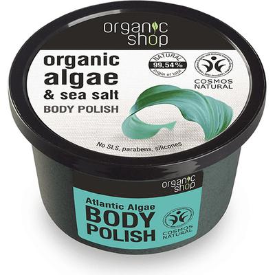 Oczyszczająca pasta do ciała - Atlantyckie algi Organic Shop