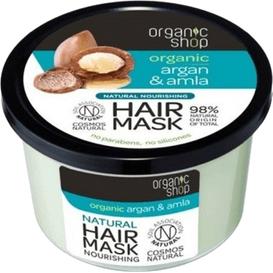 Organic Shop Odżywcza maska do włosów - Siła i blask, 250 ml