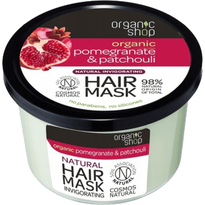 Orzeźwiająca maska do włosów Organic Shop