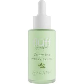 Fluff Mleko do twarzy - Zielona herbata