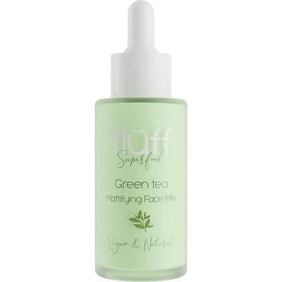 Mleko do twarzy - Zielona herbata Fluff