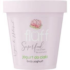 Fluff Jogurt do ciała - Soczysty arbuz, 180 ml
