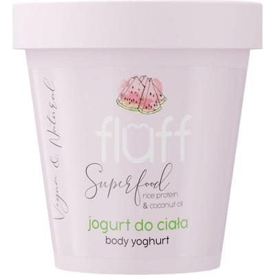 Jogurt do ciała - Soczysty arbuz Fluff