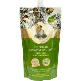 Kąpiel Agafii Bania Agafii Cedrowa odżywka do włosów - Odżywczo-wzmacniająca 500 ml