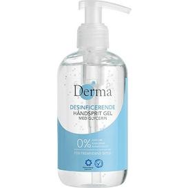 Derma Duży antybakteryjny żel do dezynfekcji - biobójczy, 250 ml