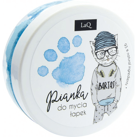 LAQ Pianka do mycia rączek - Niebieska , 50 ml