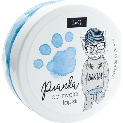 Pianka do mycia rączek - Niebieska  LAQ