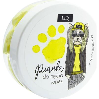 Pianka do mycia rączek - Żółta LAQ