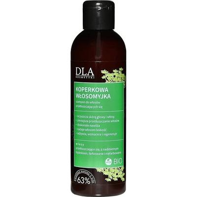 Szampon do włosów przetłuszczających się - Koperkowa włosomyjka Kosmetyki DLA