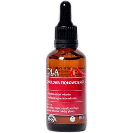 Kosmetyki DLA Ziołowcierka Chilli do włosów wypadających, 50 ml