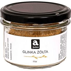 Ajeden Glinka żółta