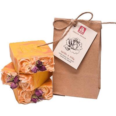 Mydło z różą Ajeden