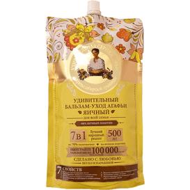 Receptury Agafii Jajeczna odżywka do włosów, 500 ml