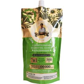 Receptury Agafii Regenerujący szampon do włosów - Pokrzywowy, 500 ml