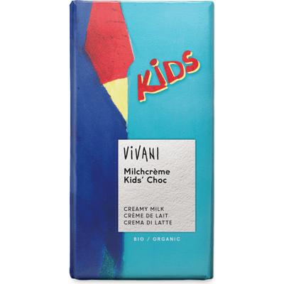 Czekolada mleczna dla dzieci Vivani