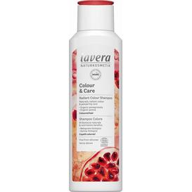 Lavera Szampon pielęgnacyjny do włosów farbowanych, 250 ml