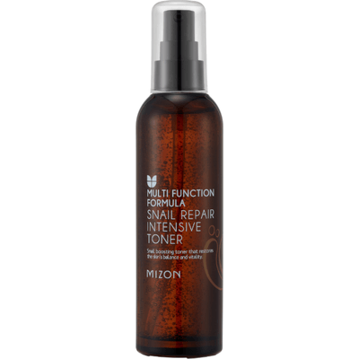 Snail Repair Intensive Toner - Tonik do twarzy z filtratem śluzu ślimaka Mizon