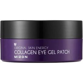 Mizon Collagen Eye Gel Patch - Hydrożelowe płatki pod oczy z hydrolizowanym kolagenem 60 szt.