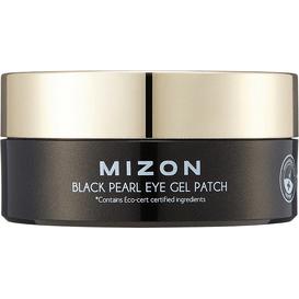 Mizon Black Pearl Eye Gel Patch - Hydrożelowe płatki pod oczy z ekstraktem z pereł