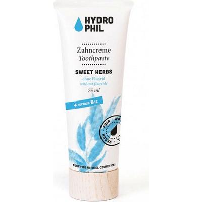 Pasta do zębów bez fluoru - Słodkie zioła Hydrophil