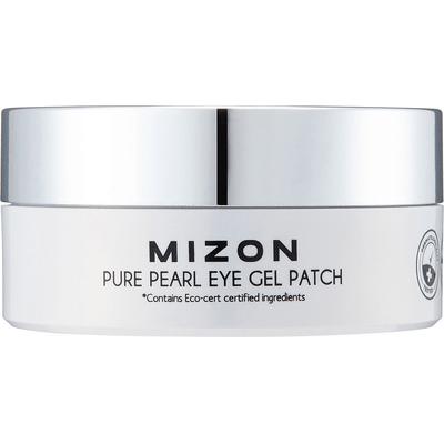 Pure Pearl Eye Gel Patch - Hydrożelowe płatki pod oczy z diamentowym pudrem Mizon