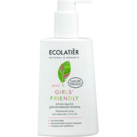 EO Laboratorie Krem-mydło do higieny intymnej dla dziewczynek, 250 ml